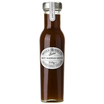 NEW Tiptree Mango Hot Sauce 310g