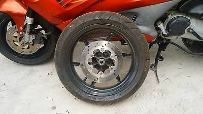 front wheel complete for gilera runner 50 2000-