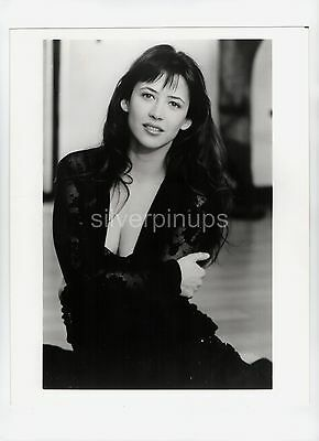 Orig 1990's SOPHIE MARCEAU French Beauty.. Early AGENCY GLAMOUR Portrait