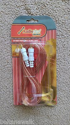 Audio Pipe - Oxygen Free Rca Cable - Brand New - ***great Buy*************