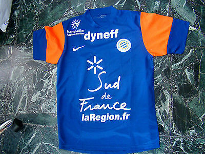 Montpellier Hérault  - maillot  football - Officiel Nike - taille = M