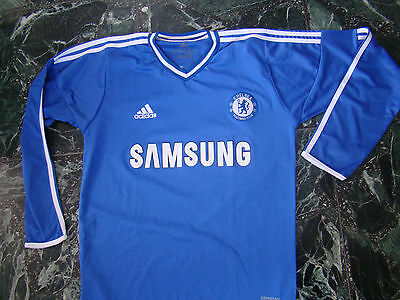 Chelsea - maillot Football - Officiel Adidas  - taille = L , XL