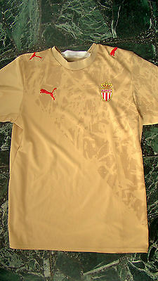 AS MONACO - maillot Football - Officiel Puma  - taille = S