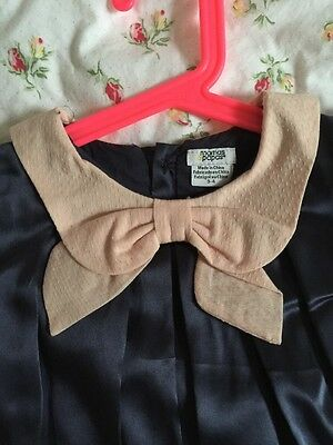 Mamas And Papas Girls Dress Age 3-4 Years Party Formal