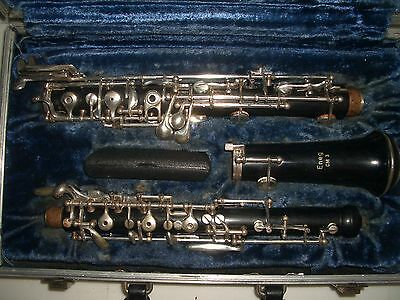 Eneg CM3 Wood oboe with left F