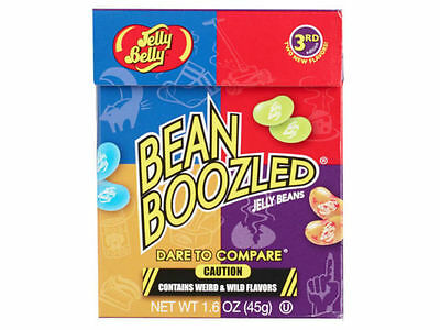 Bean Boozled Funky Flavored Tasty Jelly Beans - Brand New 1 x Standard 45g Box