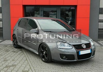 VW Golf V MK5 03-08 Side Skirts GTI look sideskirt skirt sill cover left right