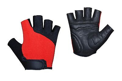 Leather Forway Weight Lifting Padded Cycling Gym Wheelchair All Sports Gloves