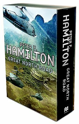 Great North Road BRAND NEW BOOK by Peter F. Hamilton (Hardback 2012)