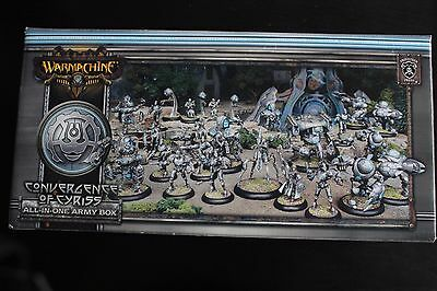 Warmachine Convergence of Cyriss All-in-One Army Box (PIP 36990)