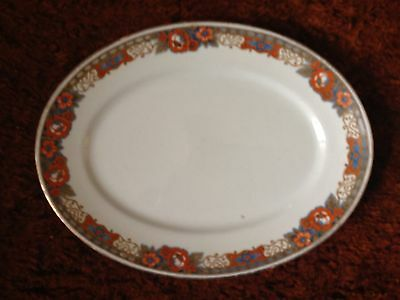 Vintage Royal Staffordshire Pottery.  Wilkinson Ltd. Small Platter. 'Stanley'.