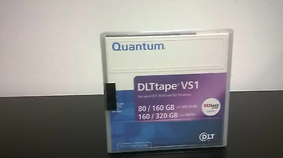 MR-V1MQN-01 NEW QUANTUM DLT TAPE VS1 for use in DLT VS160 and DLT-V4