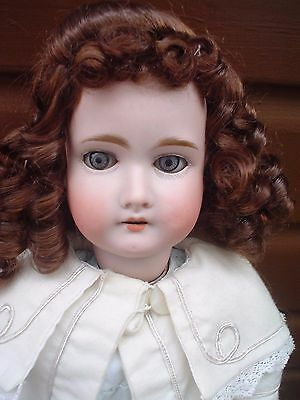 Unusual German Antique Doll Marked 3