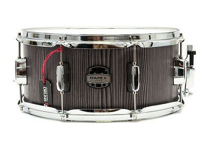 "Mapex 14"" x 6.5"" Mars Snare Drum In Smokewood Finish"