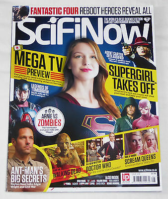 SciFi Now Magazine - Issue 108 - Very Good Condition