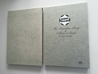 The Montblanc Diary & Collector´s Guide by Jens Rösler - unbelesen