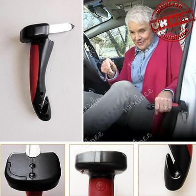 Elderly Disability Medical Aid Standing Car Door Exit Stand Support Handle Cane