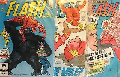 The Flash by Infantino and Anderson/Giordano - No. 330/331/332