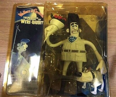 Wallace And Gromit The Curse Of The Were-Rabbit Figure