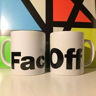 Factory 251 Offical Mug Fac Off Hacienda Madchester Happy Mondays New Order