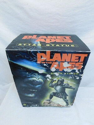 Planet Of The Apes Attar Sculpture Statue In Box