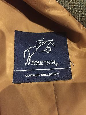 Equetech Child's Tweed Hunter Jacket