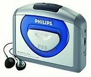 Philips AQ6492 Personal Cassette Player