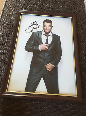 Peter Andre Signed Photo (reprint)