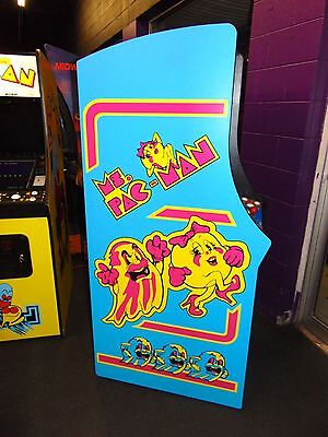 Ms PacMan Arcade Game   ** NEW *****  FREE SHIPPING