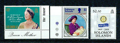 Solomon Islands  -1980-2005 –Collection -Vf**
