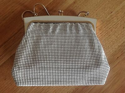 Glomesh Evening Purse. Fine Mesh In Excellent Condition