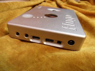 Chord Hugo  DAC excellent with packaging