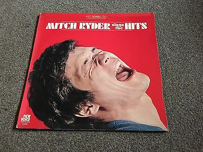 Mitch Ryder - Sings The Hits - 1968 Usa Lp In Gatefold Sleeve - Look In My Shop