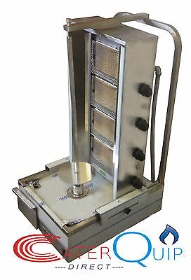 Archway 4 Burner Kebab Grill Brand New For Commercial Use