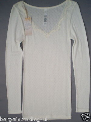M&s Luxury Thermal  Top