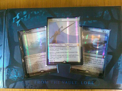 Box Magic From The Vault: Lore