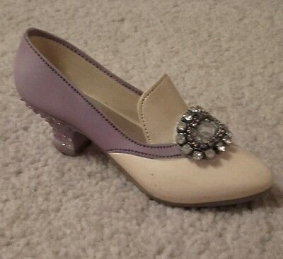 just the right shoe jeweled heel pump
