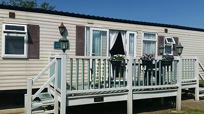 Unique Quality Caravan Hire Sea View West Wales 7 Nights From 22nd July 2017