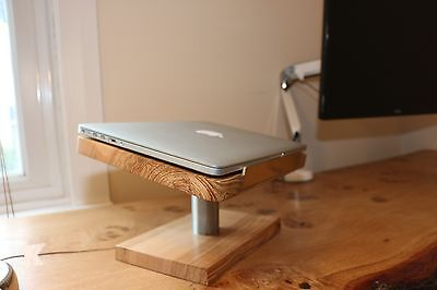found - macbook pro stand Brass and Elm