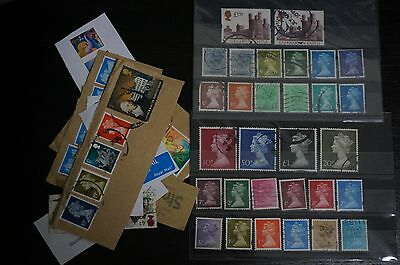 UK Mixed Stamps lot A (Fine used)