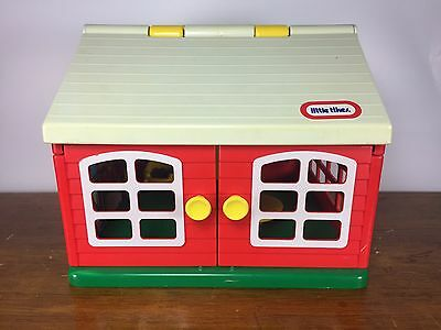 VTG Little Tikes Company School House Class Room