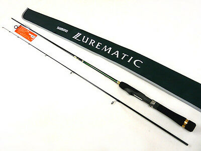 SHIMANO rod lure matic spinning S76UL Fishing Rod From Japan