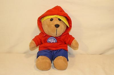 """Ringling Brothers Circus Teddy Bear Plush Animal The Greatest Show On Earth 9"""""""