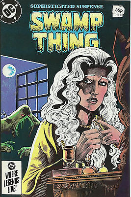 Saga of the Swamp Thing #33 - February 1985