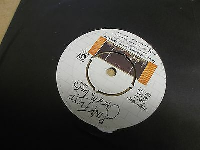 Pink Floyd,the Wall ,45Rpm On Harvest,har 5194,1979