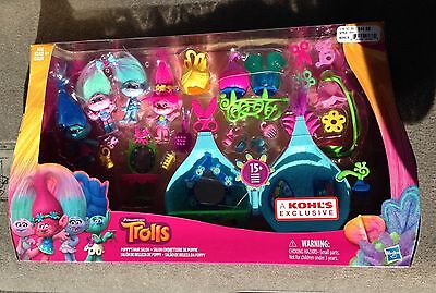 NEW Trolls Poppy Hair Salon Dreamworks NIB