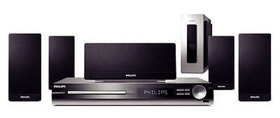 Philips DVD Home Theater System HTS3154/12