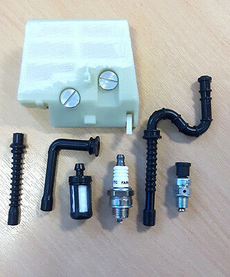 Service Kit Fits STIHL 026,MS260 Including Air Filter, fuel Pipe, Oil Pipe etc