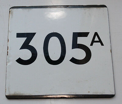 London Transport Country Area E Plate 305A