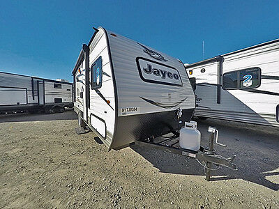 PERFECT LITTLE camper for the family 2017 Jay Flight 174BH Travel Trailer